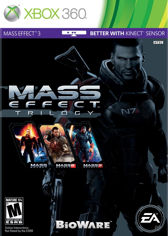 Bioware | mass effect | trilogy.